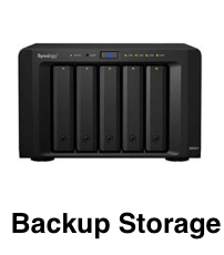 backup business storage system