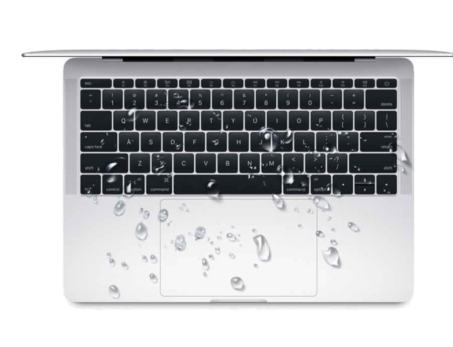 liquid damage macbook repair dallas