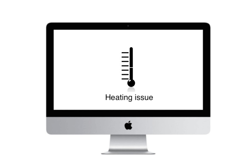 imac heating issue dallas