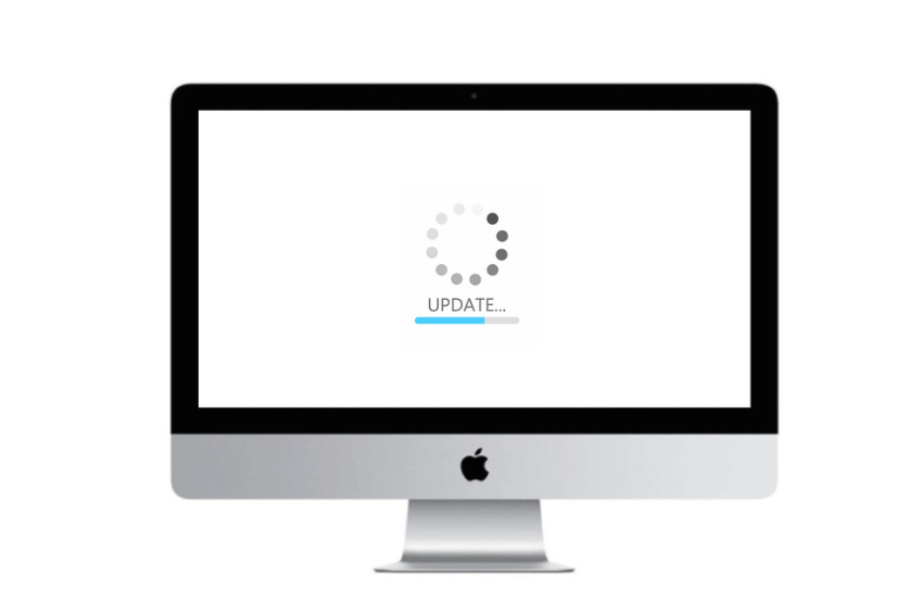 imac software update dallas