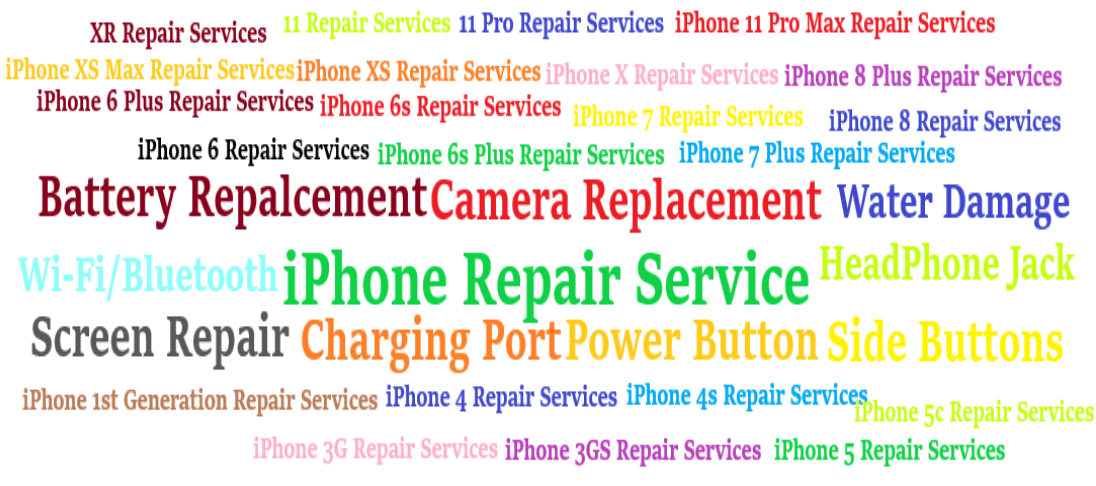 iPhone Repair Service 1
