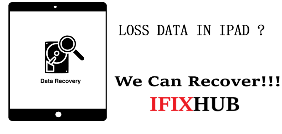 iPad Data Recovery Service Dallas