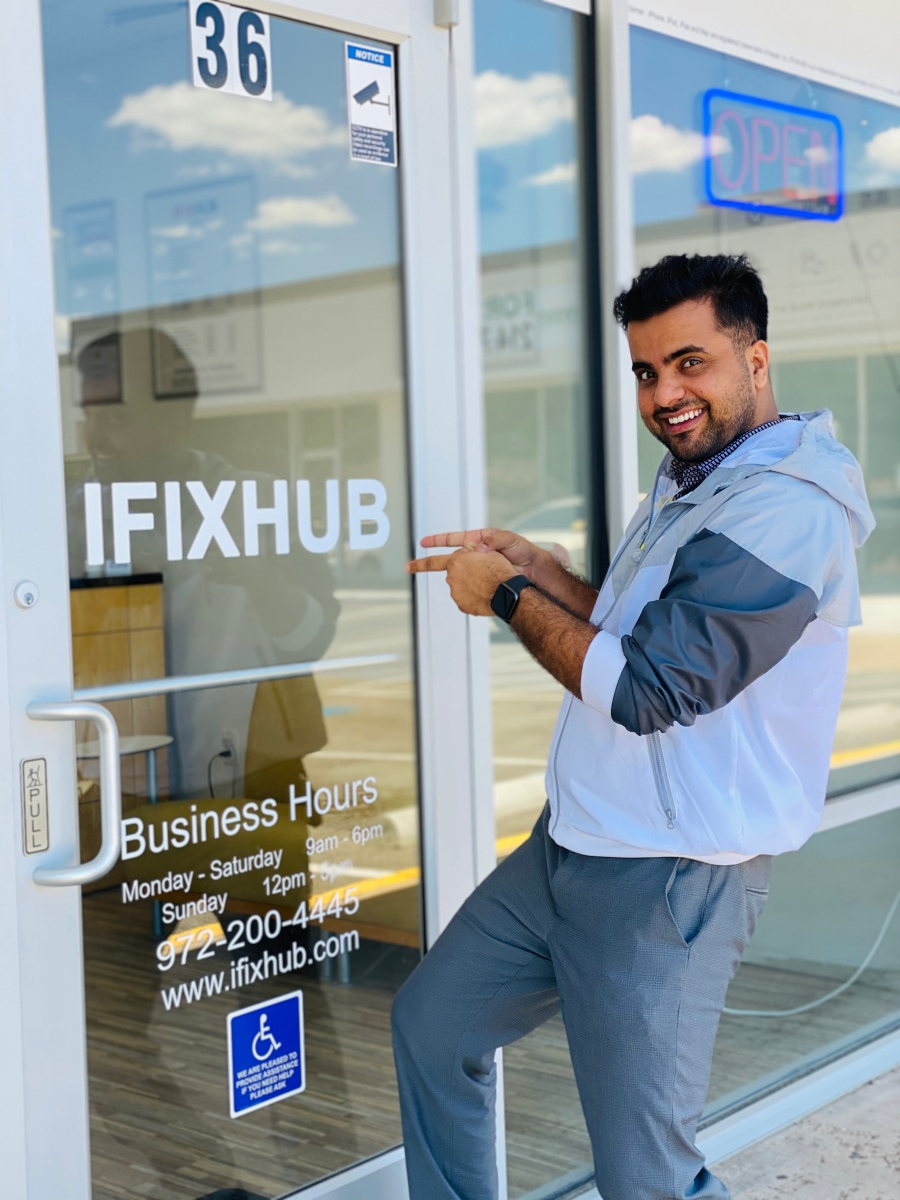 ifixhub store front